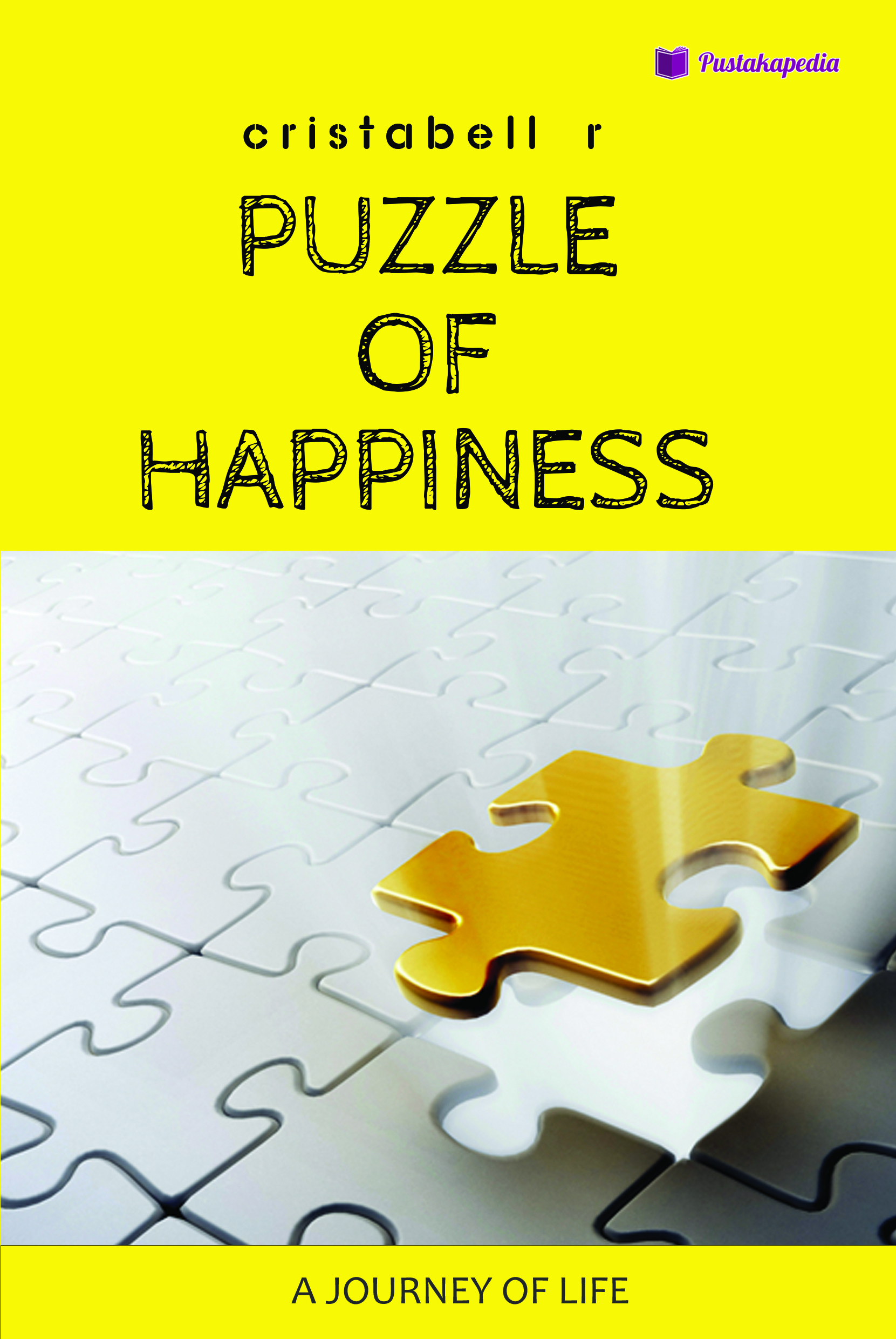Cover Buku Puzzle of Happiness